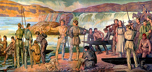 a history of the expedition of lewis and clark in the american west